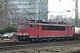 """LEW 18185 - Railion """"155 200-9"""" 20.02.2007 - Mannheim, HauptbahnhofErnst Lauer"""