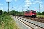 "LEW 18185 - Railion ""155 200-9"" 26.06.2008 - Leipzig-TheklaTorsten Barth"
