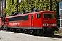 """LEW 18187 - Railion """"155 202-5"""" 10.06.2006 - Dessau, AusbesserungswerkOliver Wadewitz"""