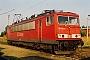 "LEW 18187 - DB Cargo ""155 202-5"" 03.09.1999 - Leipzig-Engelsdorf, BetriebswerkOliver Wadewitz"