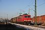 """LEW 18187 - DB Schenker """"155 202-5"""" 07.12.2012 - WittenbergePeter Wegner"""