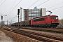 """LEW 18187 - DB Schenker """"155 202-5"""" 24.03.2012 - StralsundPaul Tabbert"""