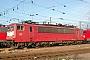 """LEW 18188 - DB Cargo """"155 203-3"""" 30.08.2003 - Mannheim, RangierbahnhofErnst Lauer"""