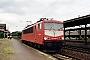 """LEW 18189 - DB Cargo """"155 204-1"""" 11.08.1999 - Leipzig-LeutzschOliver Wadewitz"""