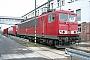 """LEW 18189 - Railion """"155 204-1"""" 07.03.2004 - Mannheim, BetriebswerkErnst Lauer"""