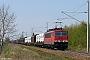 "LEW 18189 - Railion ""155 204-1"" 28.04.2008 - StralsundAndreas Görs"