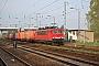"LEW 18190 - DB Schenker ""155 205-8"" 15.04.2009 - Ludwigsfelde, Bahnhof Genshagener HeideRudi Lautenbach"