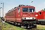 "LEW 18191 - DB Cargo ""155 206-6"" 12.06.2000 - Leipzig-Engelsdorf, BetriebswerkOliver Wadewitz"