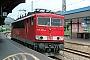 """LEW 18192 - DB Cargo """"155 207-4"""" 28.06.2003 - VölklingenRalf Lauer"""