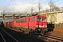 """LEW 18192 - DB Schenker """"155 207-4"""" 02.12.2011 - Hamburg-HarburgRalf Lauer"""
