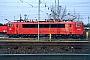 """LEW 18194 - DB AG """"155 209-0"""" 13.01.1996 - Mannheim, BetriebswerkErnst Lauer"""