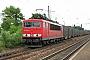 """LEW 18194 - Railion """"155 209-0"""" 18.07.2008 - Graben-NeudorfRalf Lauer"""