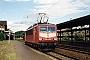 """LEW 18196 - DB Cargo """"155 211-6"""" 10.08.1999 - Leipzig-LeutzschOliver Wadewitz"""
