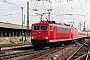 "LEW 18196 - DB Cargo ""155 211-6"" 24.04.2003 - Leipzig, HauptbahnhofOliver Wadewitz"
