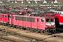 """LEW 18196 - DB Cargo """"155 211-6"""" 23.11.2002 - Mannheim, BetriebswerkErnst Lauer"""