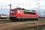 """LEW 18196 - Railion """"155 211-6"""" 08.02.2004 - Mannheim, RangierbahnhofRalf Lauer"""