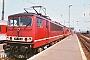 """LEW 18196 - DR """"155 211-6"""" 23.07.1992 - Leipzig, HauptbahnhofHenk Hartsuiker"""