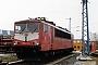 "LEW 18197 - DB AG ""155 212-4"" 30.01.1999 - Leipzig, Betriebswerk Hauptbahnhof WestOliver Wadewitz"