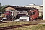 "LEW 18197 - DB Cargo ""155 212-4"" 28.08.1999 - Cottbus, AusbesserungswerkMichael Noack"