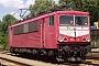 "LEW 18199 - Railion ""155 214-0"" 24.05.2006 - CossebaudeStefan Sachs"