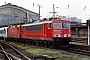 "LEW 18200 - DB Cargo ""155 215-7"" 13.11.2001 - Leipzig, HauptbahnhofOliver Wadewitz"