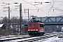 """LEW 18202 - DB Schenker """"155 217-3"""" 05.01.2010 - Hagen-HengsteyIngmar Weidig"""