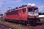 "LEW 18204 - DB Cargo ""155 219-9"" 12.07.2002 - Seddin, BetriebswerkMarco Osterland"
