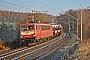 """LEW 18204 - DB Schenker """"155 219-9"""" 27.11.2014 - HermsdorfFelix Bochmann"""