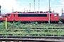 """LEW 18205 - DB AG """"155 220-7"""" 11.06.1998 - Mannheim, BetriebswerkErnst Lauer"""