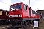 """LEW 18205 - Railion """"155 220-7"""" 27.08.2005 - Erfurt, BetriebswerkErnst Lauer"""