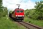 """LEW 18206 - Railion """"155 221-5"""" 29.06.2005 - Leipzig-GroßzschocherTorsten Barth"""