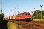 """LEW 18207 - DB Cargo """"155 222-3"""" 11.08.2000 - MarkranstädtDaniel Berg"""