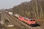 """LEW 18208 - DB Schenker """"155 223-1"""" 21.03.2012 - Duisburg-WedauIngmar Weidig"""