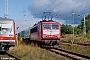 """LEW 18208 - DB Cargo """"155 223-1"""" 04.10.2002 - NeustrelitzStefan Sachs"""