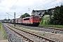 """LEW 18208 - DB Schenker """"155 223-1"""" 08.05.2013 - Hohenstein-ErnstthalFelix Bochmann"""