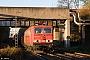 """LEW 18209 - DB Schenker """"155 224-9"""" 14.11.2012 - Bottrop-Welheimer MarkIngmar Weidig"""