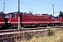 """LEW 18209 - DB AG """"155 224-9"""" 07.08.1994 - Berlin-Schöneweide, BetriebswerkErnst Lauer"""