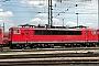"""LEW 18209 - Railion """"155 224-9"""" 18.04.2004 - Mannheim, RangierbahnhofErnst Lauer"""