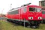 """LEW 18210 - Railion """"155 212-4"""" 08.11.2007 - Leipzig-Engelsdorf, BetriebswerkOliver Wadewitz"""
