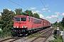 """LEW 18210 - DB Schenker """"155 212-4"""" 21.07.2015 - Leipzig, Anger-CrottendorfOliver Wadewitz"""