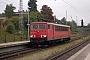 "LEW 18210 - DB Schenker ""155 212-4"" 26.09.2013 - Bad BelzigRudi Lautenbach"