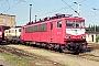 "LEW 18213 - DB Cargo ""155 228-0"" 30.04.2001 - Seddin, BetriebswerkHeiko Müller"