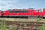 """LEW 18214 - DB Cargo """"155 229-8"""" 22.06.2003 - Mannheim, BetriebswerkErnst Lauer"""