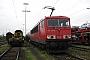 """LEW 18214 - DB Schenker """"155 229-8"""" 16.05.2013 - Kornwestheim, Rangierbahnhof Gruppe SüdwestMichael Torges"""