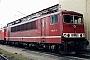 "LEW 18216 - DB Cargo ""155 231-4"" 26.12.1999 - Seddin, BetriebswerkOliver Wadewitz"
