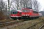 """LEW 18216 - Railion """"155 231-4"""" 12.12.2004 - BraunschweigRalf Lauer"""