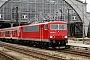 "LEW 18217 - DB Cargo ""155 232-2"" 23.09.2002 - Leipzig, HauptbahnhofOliver Wadewitz"