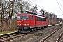 """LEW 18217 - DB Schenker """"155 232-2"""" 21.03.2015 - FlintbekJens Vollertsen"""