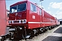 """LEW 18218 - DB AG """"155 233-0"""" 21.07.1996 - Mannheim, BetriebswerkErnst Lauer"""