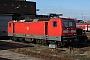 """LEW 18229 - DB Regio """"143 006-5"""" 01.04.2012 - Dresden-AltstadtTom Radics"""